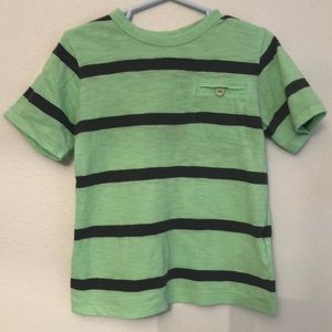 Gap striped T-shirt with pocket